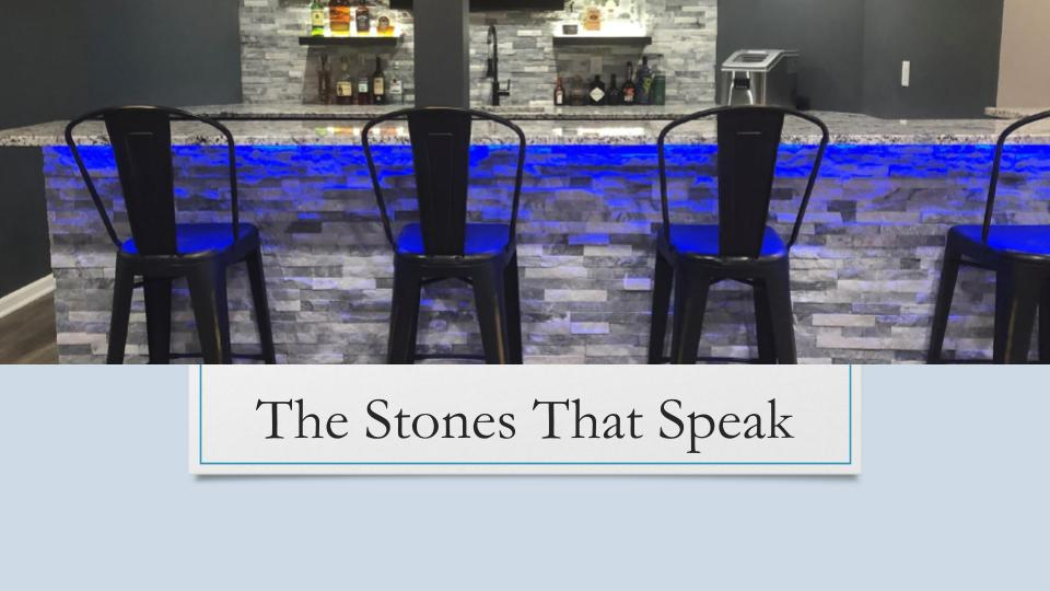 Home Remodeling Milwaukee The Stones That Speak