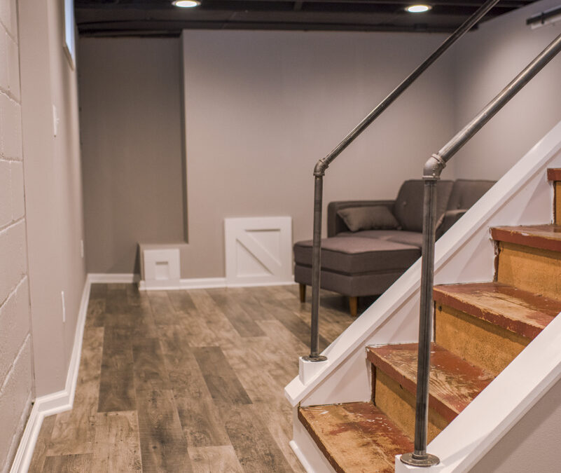 Top Basement Remodeling Milwaukee