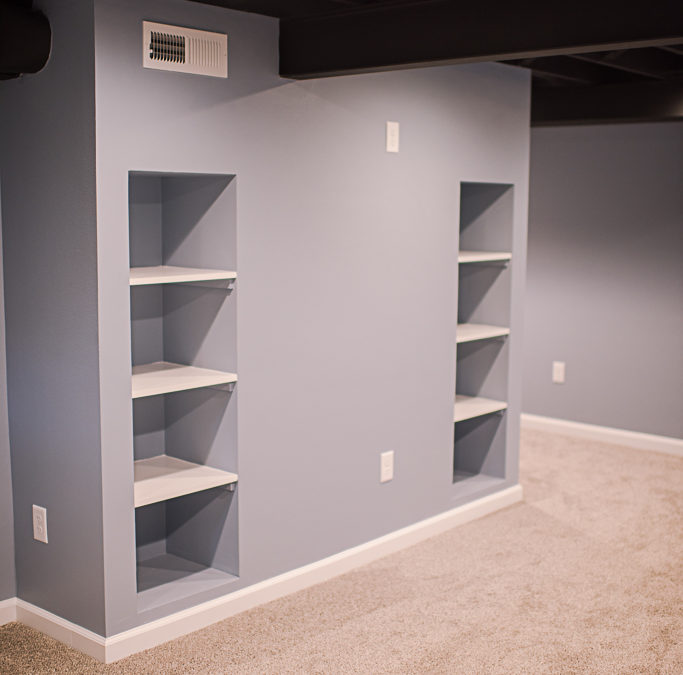 Basement Remodeling Milwaukee 8760