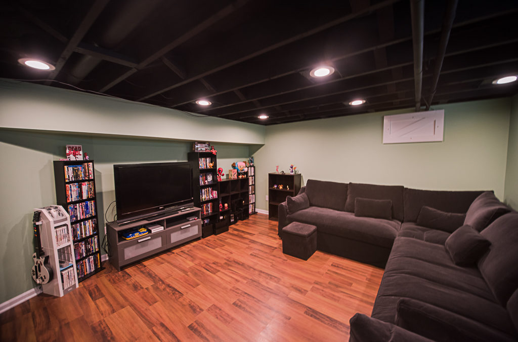 Basement Remodeling Milwaukee