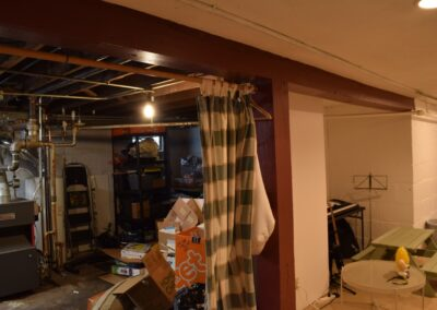 Basement Remodeling Milwaukee Witty Before20210118 0004
