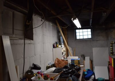 Basement Remodeling Milwaukee Witty Before20210118 0007