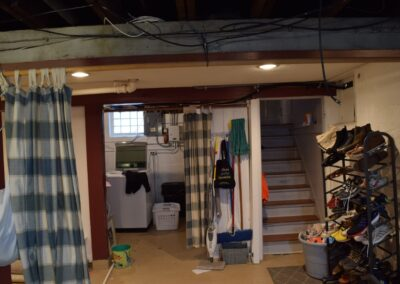 Basement Remodeling Milwaukee Witty Before20210118 0013
