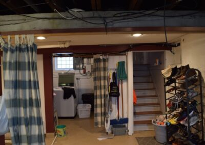 Basement Remodeling Milwaukee Witty Before20210118 0014