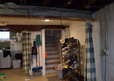 Basement Remodeling Milwaukee Witty Before20210118 0015