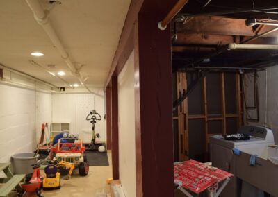 Basement Remodeling Milwaukee Witty Before20210118 0018