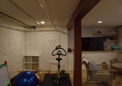 Basement Remodeling Milwaukee Witty Before20210118 0030
