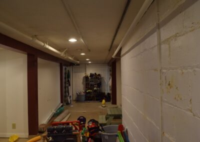 Basement Remodeling Milwaukee Witty Before20210118 0032