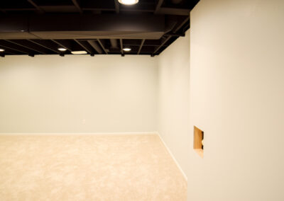 Basement Remodeling Milwaukee Wood After 0030