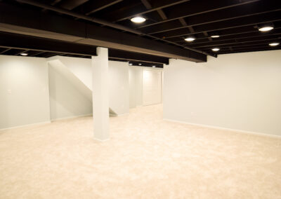Basement Remodeling Milwaukee Wood After 0035