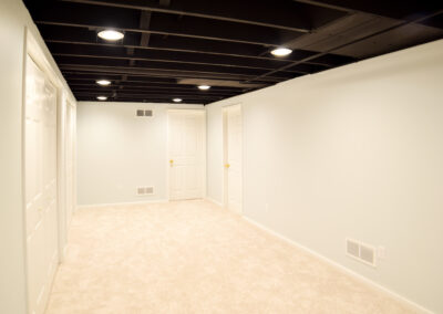 Basement Remodeling Milwaukee Wood After 0038
