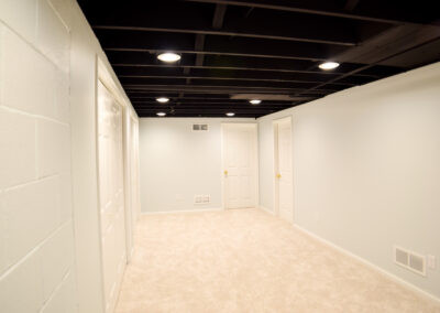 Basement Remodeling Milwaukee Wood After 004